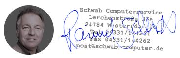 Stempel Schwab Computerservice